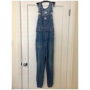 9255b5348a9 Vintage Calvin Klein Denim Overalls